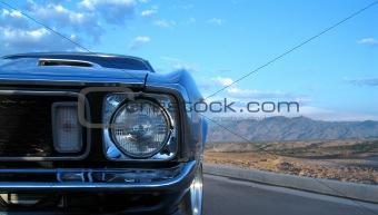 Desert Sports car