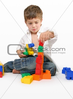 Child's concentration