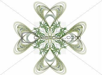 Abstract symmetric design