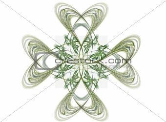 Abstract symmetric design