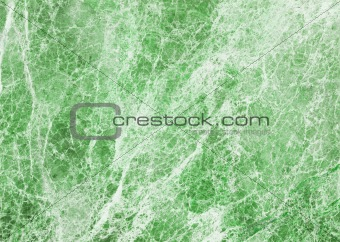 green natural marble or malachite panel, texture/background