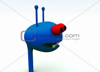 Alien Head 31