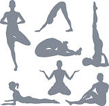 Yoga postures
