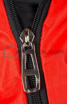 Chrome zipper