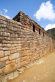 Machu Picchu Artisans Wall