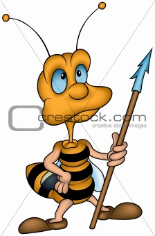 Little Bee and Spear