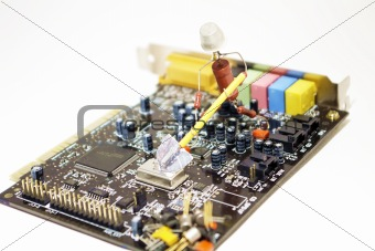 sound card repair