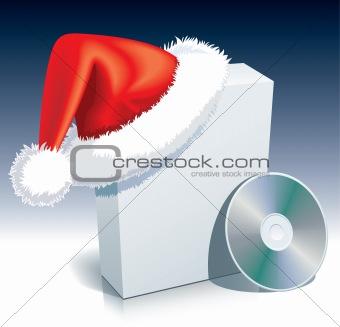 Santa Claus box