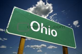 Ohio Road Sign