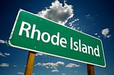 Rhode Island Road Sign