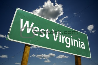 West Virginia Road Sign