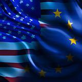Flag of europe/america