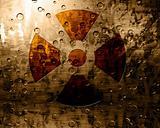 Worn nuclear sign
