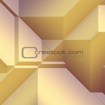 Angular geometric shapes