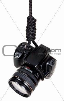 Camera hung up
