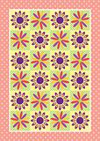 flower design pattern
