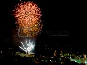 Fireworks - Dubrovnik