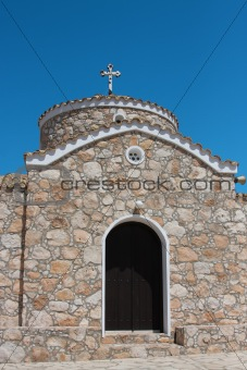Greek church