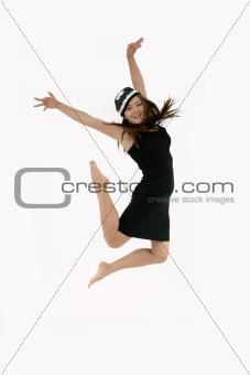 beautiful jump