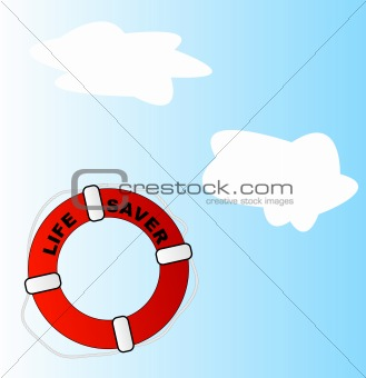 throwing out a life preserver