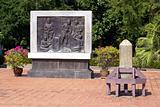 In historical park Sukhotai