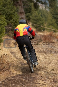On downhill race