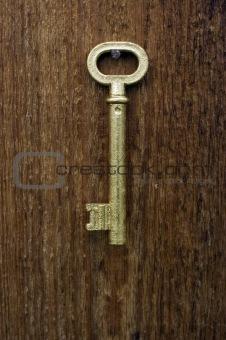 Old key.