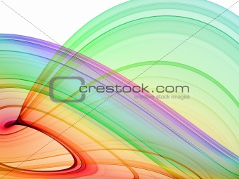 multicolored abstraction