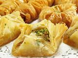 Golden Baklava