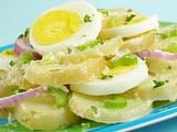 Layered Potato Salad
