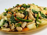 Chicken & Vegetables Stir-Fry