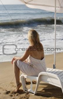 On seacoast