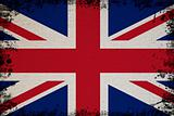 Spotted Flag Of UK