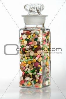 A Healthy Dose of Medicine