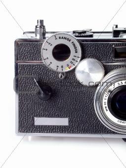 Classic Film Rangefinder Camera