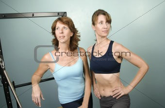 Portrait of Personal Trainers