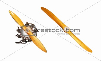 Old propellers