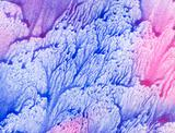 background, blue and pink