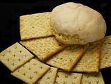 bread and crackers