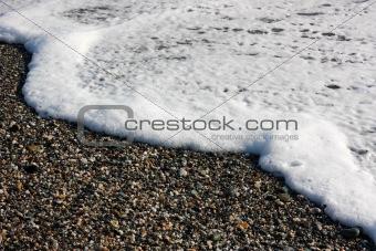 Beach Foam Pattern