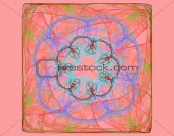 Artful design pink