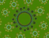 Circular background