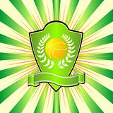 Tennis shield