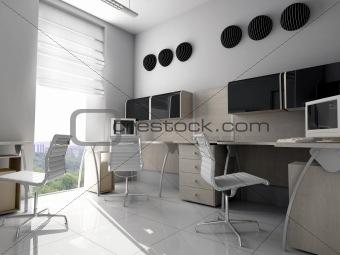 Modern office in Verde