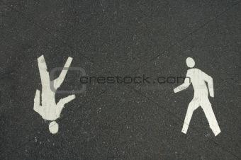 2 way walkway