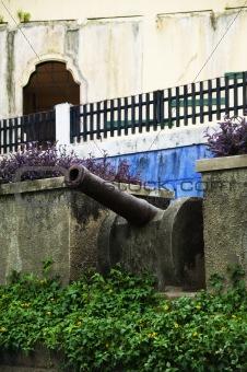 Cannon in Granada Nicaragua