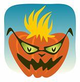 crazy pumpkin