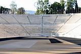 Kalimarmaro olympic stadium