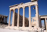Erechtheum, Acropolis in Athens