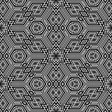 sl 3d retro pattern